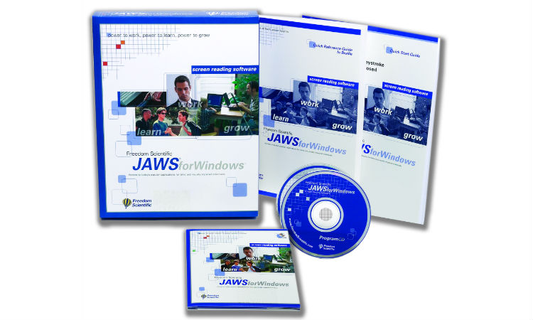 JAWS® Screen Reading Software