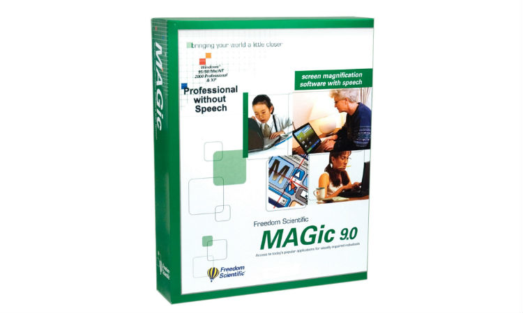 MAGic® Screen Magnification Software