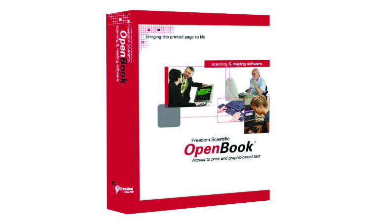 OpenBook® Scanning and Reading Software